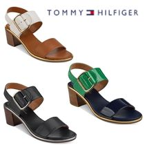 5b299e958d4a Tommy Hilfiger 2018 SS Heeled Sandals by BlueBubbles - BUYMA