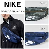 Nike Camouflage Street Style Hip Packs