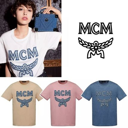 Casual Style Cotton T-Shirts