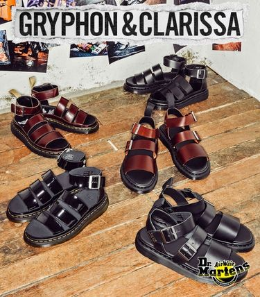 Casual Style Unisex Street Style Leather Sandals