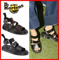 Dr Martens GRYPHON Casual Style Unisex Street Style Leather Sandals Sandal