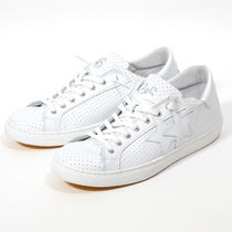 2STAR Casual Style Low-Top Sneakers