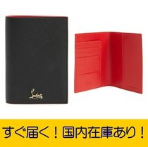 Christian Louboutin Soft Type Passport Cases