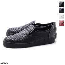 BOTTEGA VENETA Leather Loafers & Slip-ons