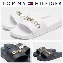 Tommy Hilfiger Shower Shoes Flat Sandals