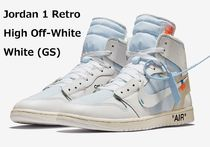 Off-White Unisex Street Style Collaboration Low-Top Sneakers
