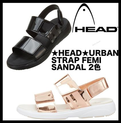 Casual Style Street Style Sport Sandals Flat Sandals