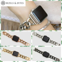 BEZELS & BYTES Casual Style Silver Watches
