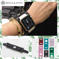 BEZELS & BYTES Casual Style Leather Watches