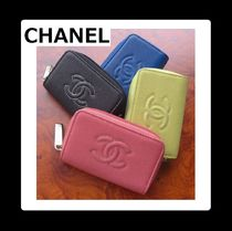CHANEL TIMELESS CLASSICS Leather Coin Purses