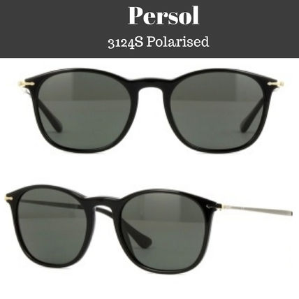 0c4b06e07d Persol Unisex Oval Sunglasses (PO3124-S) by softwet - BUYMA