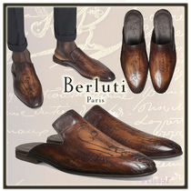 Berluti Leather Shoes