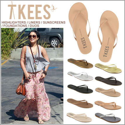 95bc82325 TKEES Party Style Flip Flops Flat Sandals (LINERS FOUNDATIONS) by ...
