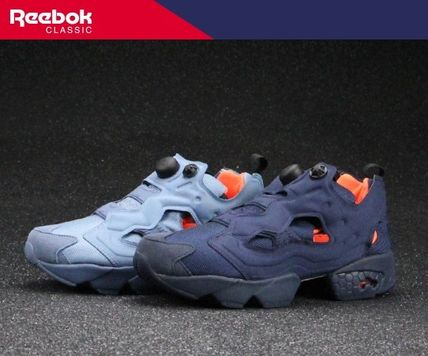 e6aff3e6189b Reebok PUMP FURY Low-Top Sneakers by Newyellow - BUYMA