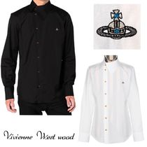 Vivienne Westwood Long Sleeves Cotton Shirts