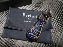 Berluti Unisex Leather Accessories