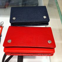 BALENCIAGA Leather Card Holders