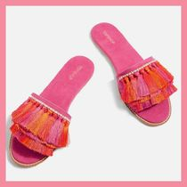 TOPSHOP Open Toe Casual Style Slippers Sandals