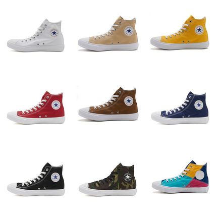 70888fabbb ... CONVERSE Low-Top Casual Style Unisex Street Style Low-Top Sneakers ...
