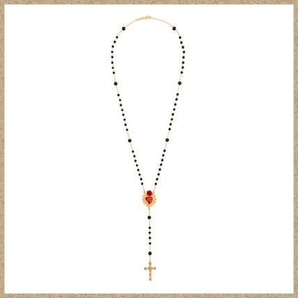 Rosary Brass Necklaces & Pendants