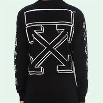 Off-White Long Sleeves T-Shirts
