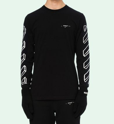 Off-White More T-Shirts Long Sleeves T-Shirts 2