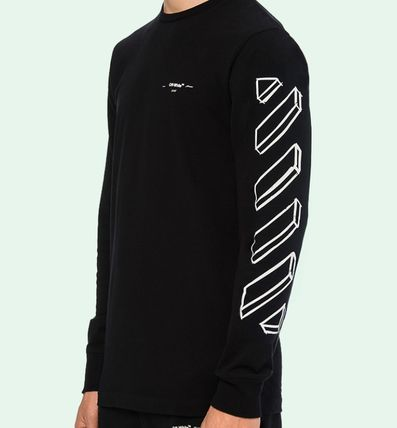 Off-White More T-Shirts Long Sleeves T-Shirts 4