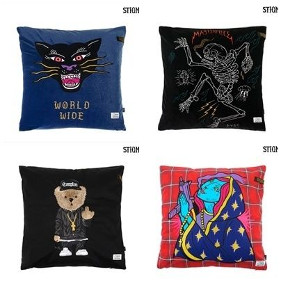Unisex Decorative Pillows