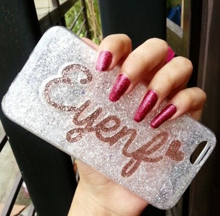 Handmade With Jewels Smart Phone Cases