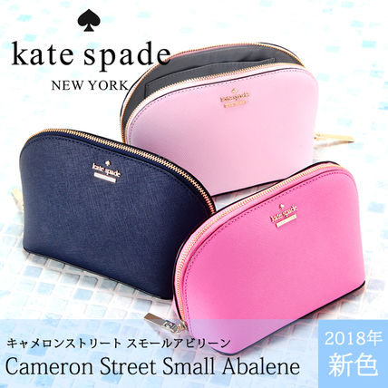 Kate Spade New York 2018 Ss Plain Leather Pouches Cosmetic Bags Pwru5287 429 960 952 By Trendwatch Ma