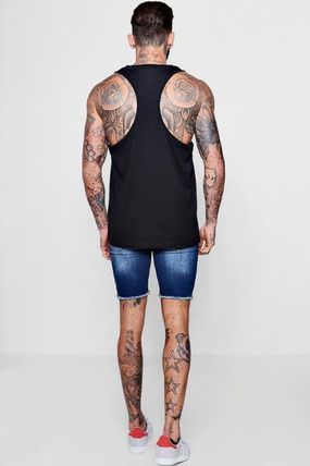 boohoo Vests & Gillets Street Style Plain Vests & Gillets 3