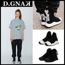 DBYDGNAK Casual Style Unisex Street Style Low-Top Sneakers