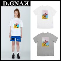 DBYDGNAK Cotton Short Sleeves T-Shirts