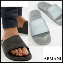 A/X Armani Exchange Street Style Sandals