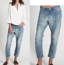 One Teaspoon Casual Style Street Style Plain Cotton