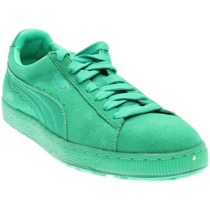 men/man best price complimentary shipping PUMA Suede Street Style Plain Deck Shoes Loafers & Slip-ons (PUMA)