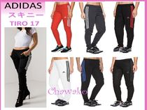 adidas Casual Style Street Style Long Skinny Pants