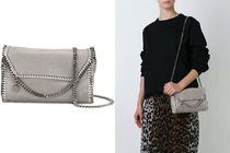 Stella McCartney FALABELLA Faux Fur Totes