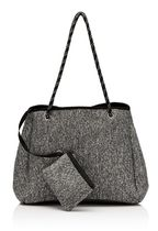 Sportsgirl Casual Style Unisex Bag in Bag A4 Plain Oversized Co-ord