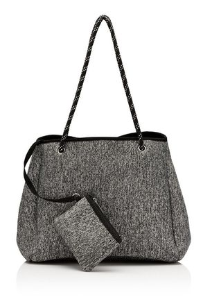 Casual Style Bag in Bag A4 Plain Oversized Totes