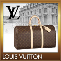 Louis Vuitton MONOGRAM Unisex Luggage & Travel Bags
