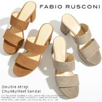 FABIO RUSCONI Plain Shoes