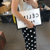 CELINE Casual Style Clutches