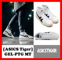 asics Casual Style Unisex Street Style Low-Top Sneakers