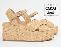 ASOS Casual Style Platform & Wedge Sandals