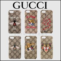 GUCCI Unisex Smart Phone Cases