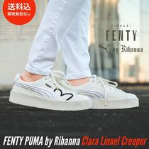 save off eddd6 117c4 PUMA FENTY Heart Platform Lace-up Casual Style Street Style (366403_01)