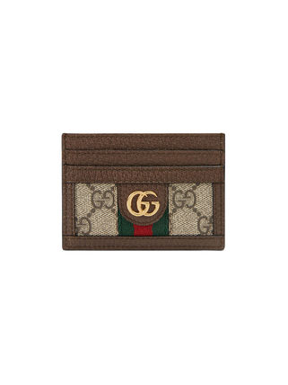 GUCCI Ophidia Ophidia Gg Card Case