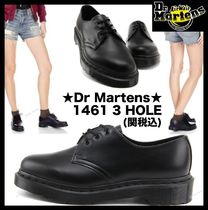 Dr Martens Casual Style Unisex Street Style Shoes