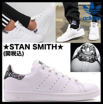 adidas STAN SMITH Casual Style Street Style Low-Top Sneakers